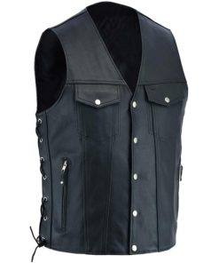 leather vests for sale nz